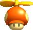 NSMBW Propeller Mushroom Artwork.png