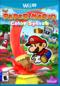 North American boxart of Paper Mario: Color Splash.