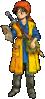 Hero (Dragon Quest VIII) spirit in Super Smash Bros. Ultimate