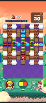 Stage 562 from Dr. Mario World