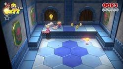 Super Mario 3D World.