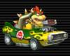 Bowser's Flame Flyer