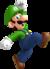 NSMBW Luigi Jumping Artwork.png