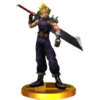 Cloud Strife trophy.