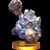Cragalanche trophy
