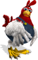 Drumstick from Diddy Kong Racing DS.