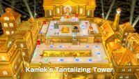 Kamek's Tantalizing Tower Board