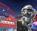 Ninja Hideaway R/T from Mario Kart Tour