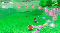 Notes in Super Mario Odyssey