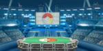 Pokémon Stadium, in Super Smash Bros. for Wii U.