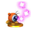 Trophy of Waddle Doo in Super Smash Bros. for Nintendo 3DS.