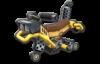Varmint body from Mario Kart 8