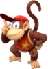 Diddy Kong Artwork - Donkey Kong Country Tropical Freeze.png