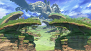 Gaur Plain stage in Super Smash Bros. Ultimate