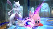 Kirby with Mewtwo's ability