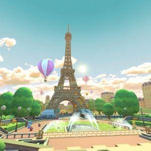 Paris Promenade 1 in Mario Kart Tour