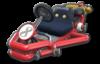 Pipe Frame body from Mario Kart 8