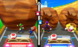 Rocky Road from Mario Party: The Top 100