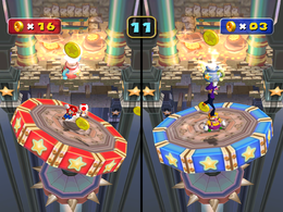 Banking Coins from Mario Party 5
