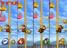 Flip the Chimp from Mario Party 8