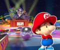 DS Waluigi Pinball from Mario Kart Tour
