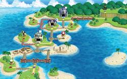 NSMBW World 4 Map.png