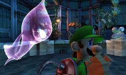 Pool Party from Luigi's Mansion: Dark Moon