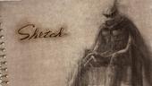 Sketch title screen