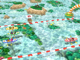 Synch-row-nicity from Mario Party 7.