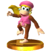 Dixie Kong Trophy.png