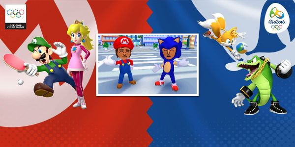 Banner for a Mario & Sonic at the Rio 2016 Olympic Games Play Nintendo opinion poll. Original filename: <tt>2x1_WhichMiiTrainer_v04.0290fa9874e6c2e6db1c3f61b1e85eb024429302.jpg</tt>