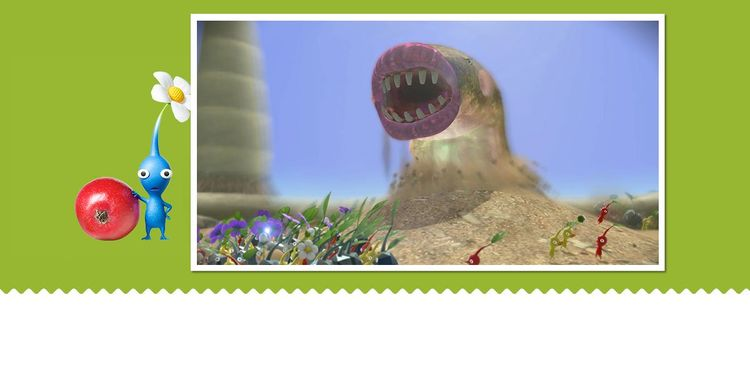 Picture shown with the third question in Nintendo Selects Trivia Quiz