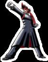 Ryuta Ippongi sticker in the game Super Smash Bros. Brawl.