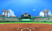 Country Field (Day) from Mario Sports Superstars