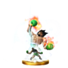 Giga Mac trophy from Super Smash Bros. for Wii U