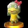 Grams trophy