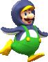 Penguin Luigi from Mario Kart Tour