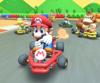 The Luigi Cup Challenge from the Mario Bros. Tour of Mario Kart Tour