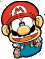 Mario Solo SuperMarioKun 27.png