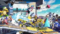 Online Challenge 3 of Super Smash Bros. Ultimate