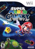 Boxart for Super Mario Galaxy.