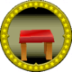 A figure of a Toadette's Chair.