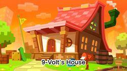 9-Volt's House