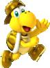 Gold Koopa (Freerunning) from Mario Kart Tour