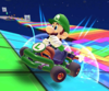 The icon of the Fire Bro Cup challenge from the Wedding Tour in Mario Kart Tour