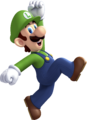 NSMBU Luigi Jumping Artwork.png