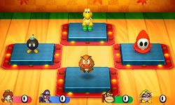Pop Quiz from Mario Party: Star Rush