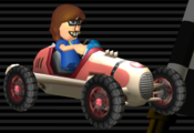 Classic Dragster from Mario Kart Wii