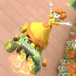 MK8 Tricks Daisy.