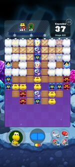 Stage 520 from Dr. Mario World since March 18, 2021